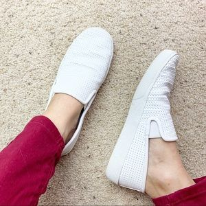 Vince Camuto Cariana textured slip on sneakers